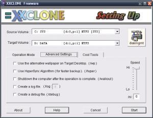 Clonage disque dur