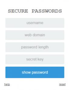 Comment générer un mot de passe sécurisé