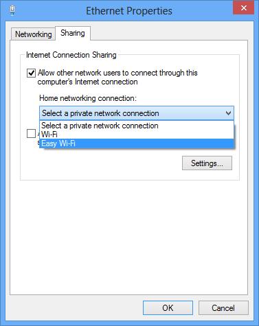 Comment créer facilement un hotspot Wifi: